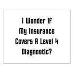My Insurance Covers A Level 4 Diagnostic? Small Po