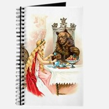 Fairy Tale Collection: Beauty the Beast Journal