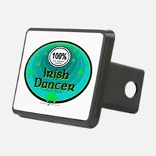 100 PERCENT IRISH DANCER Hitch Cover