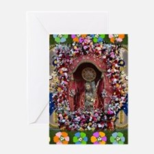 Santo Cristo Greeting Card