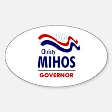 Mihos 06 Oval Decal