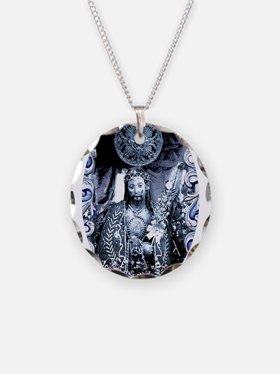 Roman catholic cross necklace