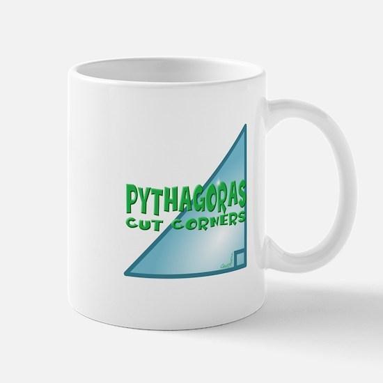 Pythagoras Mug