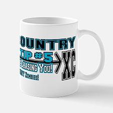 Cross Country Zombie Training Mug