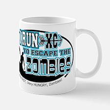 Cross Country Escape Zombies Mug
