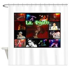 Lil Roach Shower Curtain