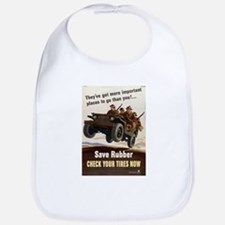 SAVE RUBBER Bib
