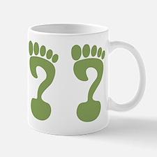 The Riddle of Bigfoot Mug