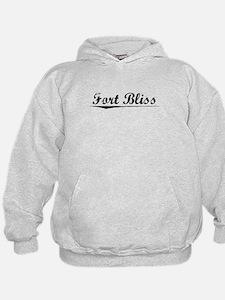Fort Bliss, Vintage Hoodie