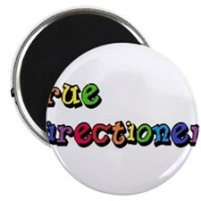 """True Directioner 2.25"""" Magnet (10 pack)"""