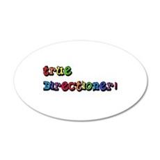 True Directioner Wall Decal