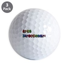 True Directioner Golf Ball