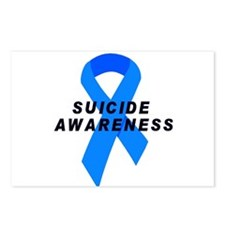 Suicide Awareness Postcards (Package of 8)