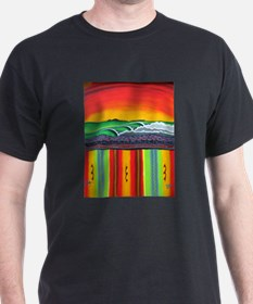 Sarape gifts merchandise sarape gift ideas apparel for Murals on the t shirt