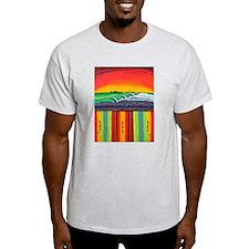 San Miguel Mural 2012 T-Shirt