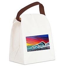 San Miguel 2012 Canvas Lunch Bag