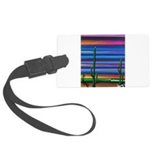 Sarape Sky Luggage Tag