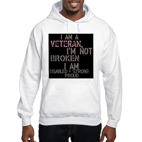 UN-Broken Hooded Sweatshirt