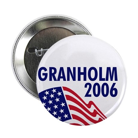"Granholm 06 2.25"" Button (10 pack)"