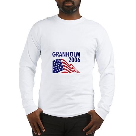 Granholm 06 Long Sleeve T-Shirt