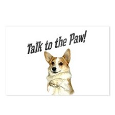 Talk to the Paw! Little Dott Postcards (Package of