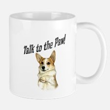 Talk to the Paw! Little Dott Mug