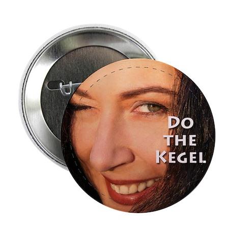 """Do the Kegel 2.25"""" Button (10 pack)"""