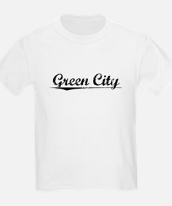 Green City, Vintage T-Shirt