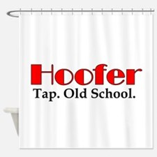 Hoofer Tap Shower Curtain