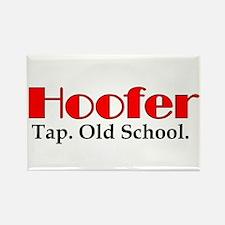 Hoofer Tap Rectangle Magnet (10 pack)