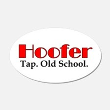 Hoofer Tap Wall Decal Sticker