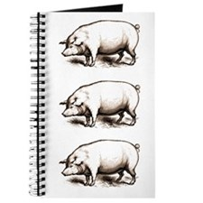 Victorian Pig Journal