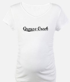 Grouse Creek, Vintage Shirt