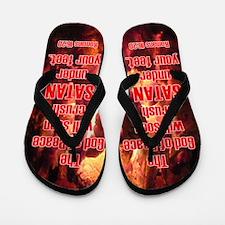 Romans 16:20 Flip Flops