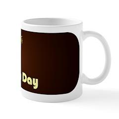 Mug: Coffee Ice Cream Day