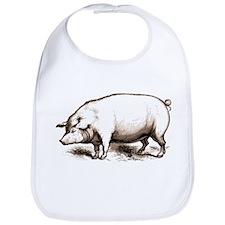 Victorian Pig Bib