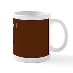 Mug: Hot Cross Bun Day