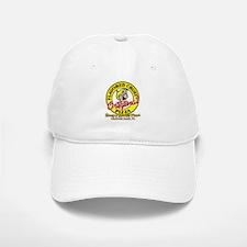 Hungry Howie's Ball Baseball Baseball Cap (white)