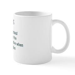 Mug: John Bull, first operated in 1831, became old