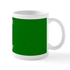 Mug: Creme de Menthe Day