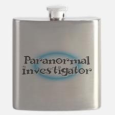 Paranormal investigator Flask
