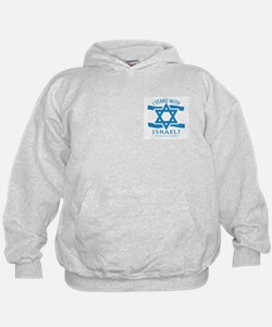 Stand with Israel Pocket Hoodie