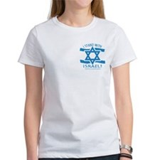 Stand with Israel Pocket Tee