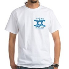 Stand with Israel Pocket Shirt