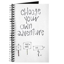 Choose Your Own Adventure Journal