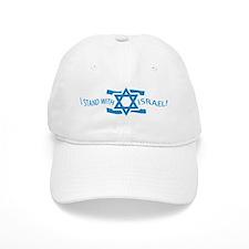 Stand with Israel Pocket Baseball Cap