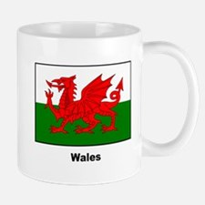 Wales Welsh Flag Mug
