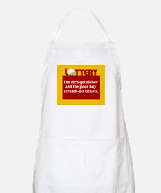 Lottery Scratch off - BBQ Apron