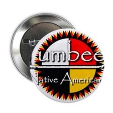 """Lumbee 2.25"""" Button (100 pack)"""