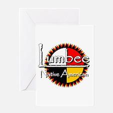 Lumbee Greeting Card